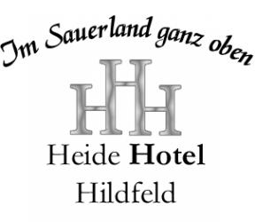 Heide Hotel Hildfeld
